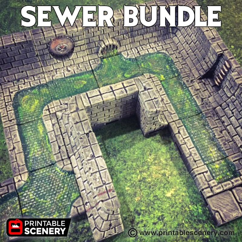 Sewer Bundle
