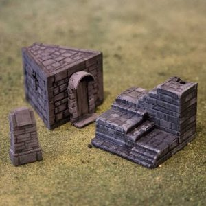 Castle Wall Addon Pack