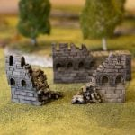 Castle Wall Ruin Pack