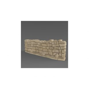 Stone Wall V1 Straight Pack