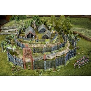 Tribal Stockade Large 2.2