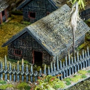 Tribal Stockade Small 2.2