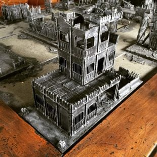 Imperial Armoury 1.1 and ruins