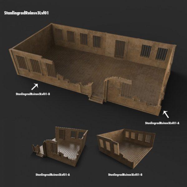 Stalingrad Ruins 3.0