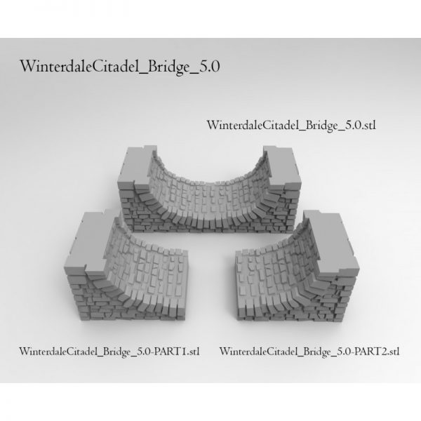 Winterdale Citadel Bridge 5.0