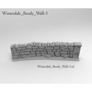 Stone Wall Bendy Pack