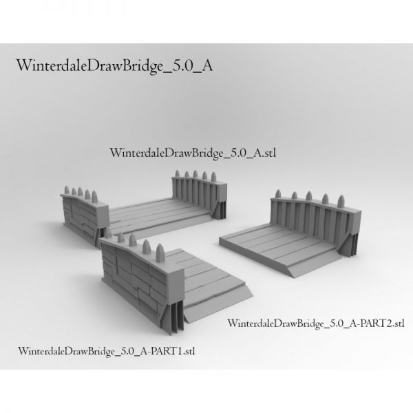 Wintedale Drawbridge 5.0
