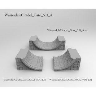 Winterdale Gatehouse