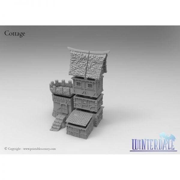 Winterde War Cottage