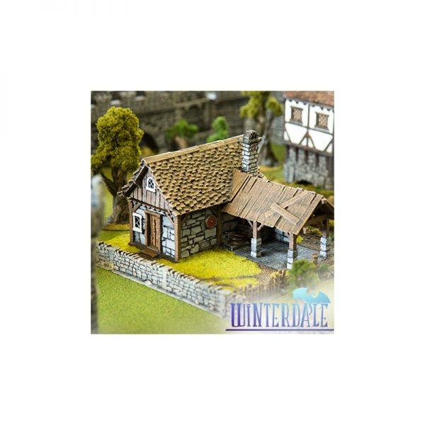 Winterdale Blacksmith 5.0