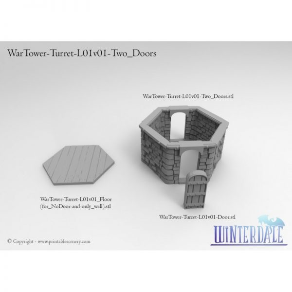 Wintdale War Tower 5.3