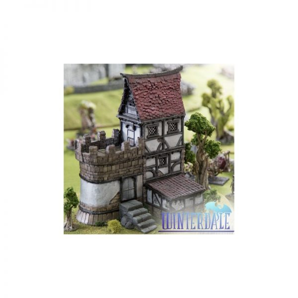Winterde War Cottage 5.0