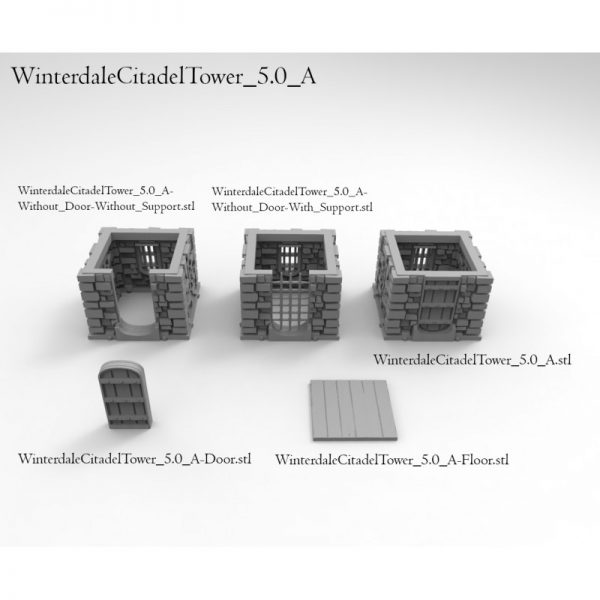 Witerdale Citadel Towers 5.0 --MODIFYING--