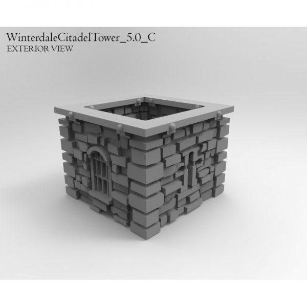 Witerdale Citadel Towers 5.0 --MODIFYING--