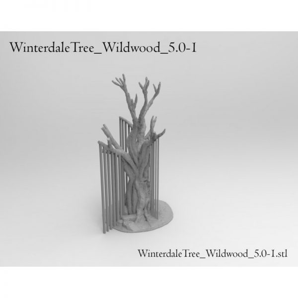 Winterdale Gnarly Tree Pack 5.0 --MODIFYING--