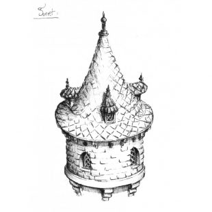 Turret Cupola- In Development