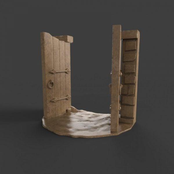 Dungeon Tiles Base Set