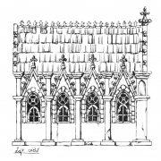 The Chapel Art 3d print