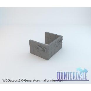 Steampunk Outpost - In Development