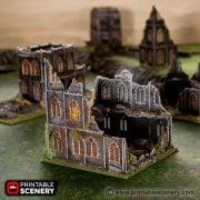 40k Ruined Gothic City