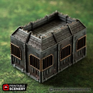 40k Fortifed Roof