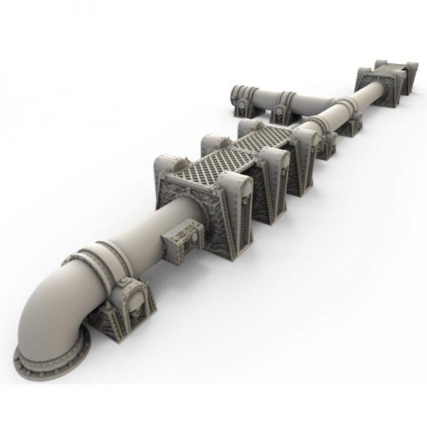 Gothic Pipeline
