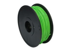 You will be able to make a lot of prints with a 1kg roll of filament.