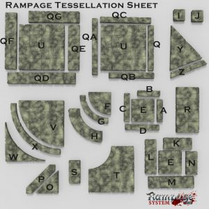 tesilation-sheet