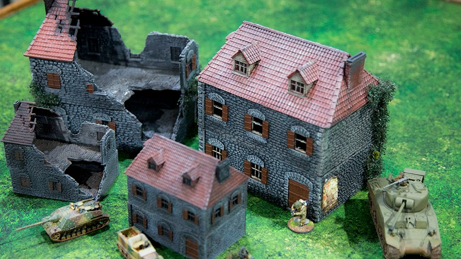 Bolt Action House