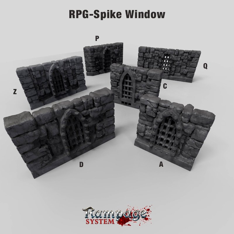 RPG Spike Window