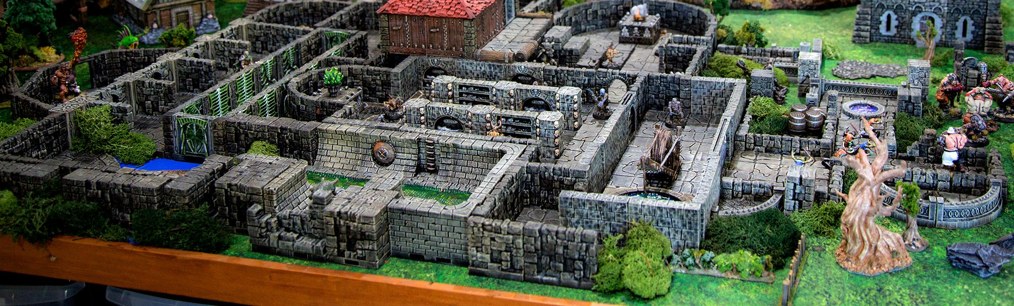 photograph regarding 3d Printable Dungeon Tiles named 3D Printable Dungeon Tiles - Printable Surroundings