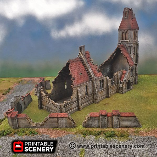 World War 2 WW2 Medieval Dungeons and Dragons RPG 3Dprinted