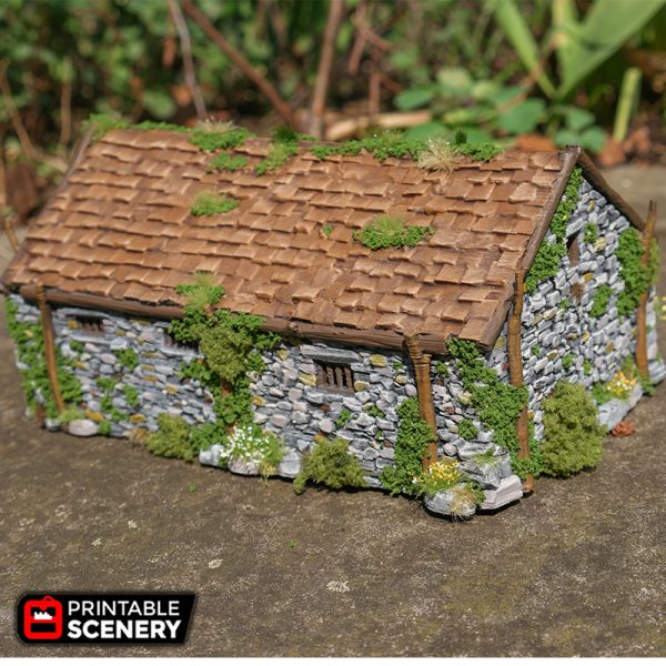 Stone Barn Printable
