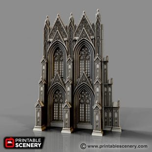 Buttresses Printable