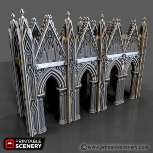 Nave Archway Printable