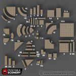 Dragon Floors Printable