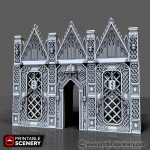 Dwarven Window Printable