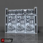Plasma Turbine Generator Wall Printable