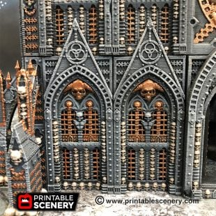 3d print OpenLOCK Demon Cathedral Window