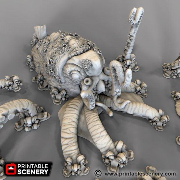 Kraken Printable