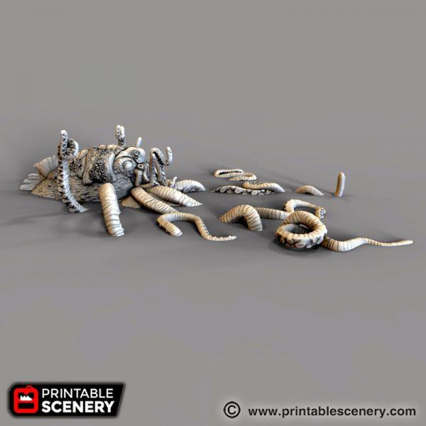 The Kraken Printable