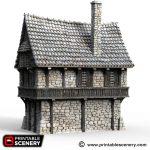 The Port House Printable