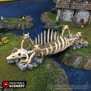 The Bone Bridge Printable
