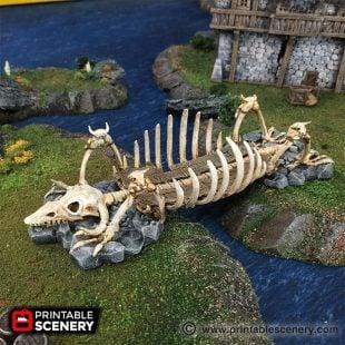 The Bone Bridge Printable