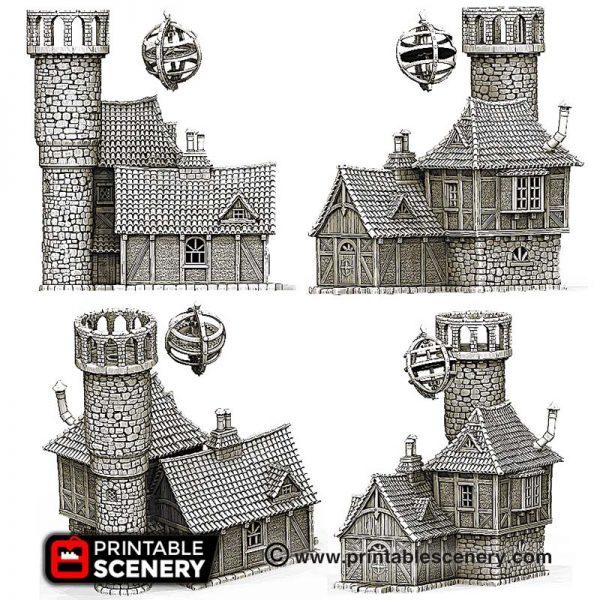3D printed Navigators Guild