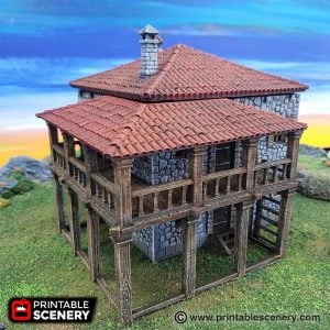 Port Tavern 3d printable