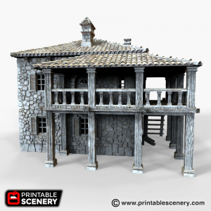 Port Tavern Printable
