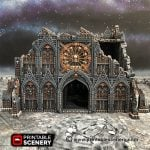 Sci-Fi Gothic Assembly Guides