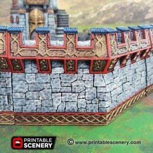 Dwarves Age of Sigmar Warhammer dungeons dragons pathfinder 3dprint