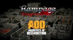 Rampage Dungeons, Injection Molded Kickstarter